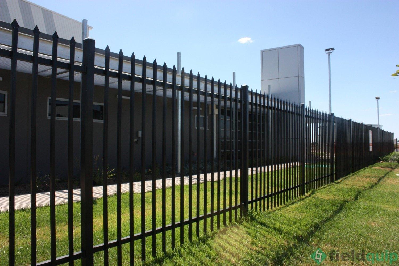 Tubular Security Fencing Fieldquip